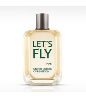 عطر مردانه بنتون لتس فلای Benetton Let's Fly