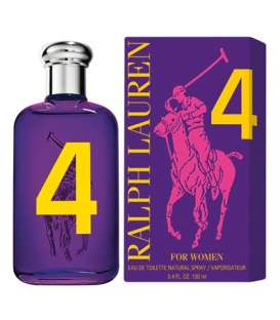 عطر زنانه رالف لورن بیگ پونی 4 Ralph Lauren Big Pony 4 for women