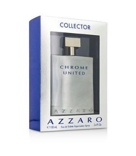 عطر مردانه آزارو کروم یونایتد کالکتور Azzaro Chrome United Collector