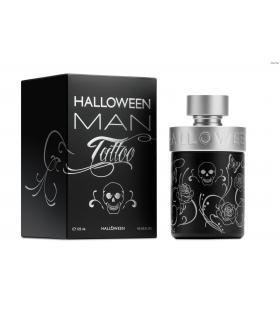 عطر مردانه جسوس دل پوزو هالووین تتو Jesus Del Pozo Halloween Tattoo