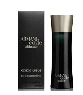 عطر مردانه جورجیو ارمانی کد اولتیمیت Giorgio Armani Armani Code Ultimate EDT