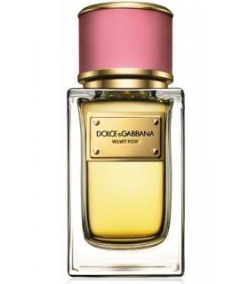 عطر زنانه دلچی گابانا ولوت رز Dolce & Gabbana Velvet Rose