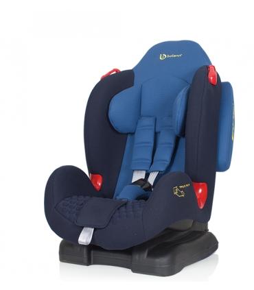 صندلی خودرو بولن هاگ مدل استورم پلاس آبی Bolenn Hug Storm Plus Car Seat