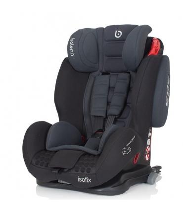 صندلی خودرو بولن هاگ مدل تاندر ایزوفیکس مشکی Bolenn Hug Thunder Isofix Car Seat