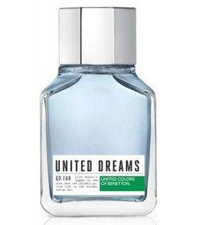عطر مردانه بنتون یونایتد دریمز من گو فار ادوتویلت Benetton United Dreams Men Go Far for men edt