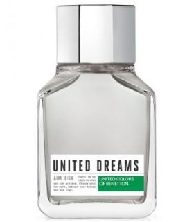 عطر مردانه بنتون یونایتد دریمز من ایم های ادوتویلت Benetton United Dreams Men Aim High for men edt