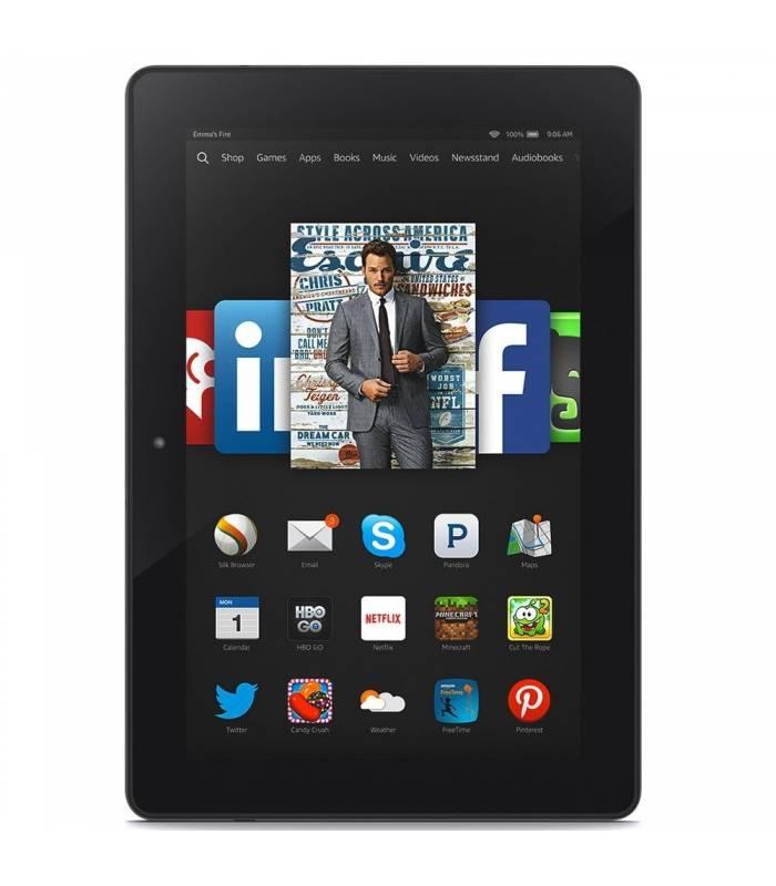 تبلت آمازون مدل Fire HDX 8.9 - ظرفیت 16 گیگابایت | Amazon Fire HDX 8.9 Tablet - 16GB