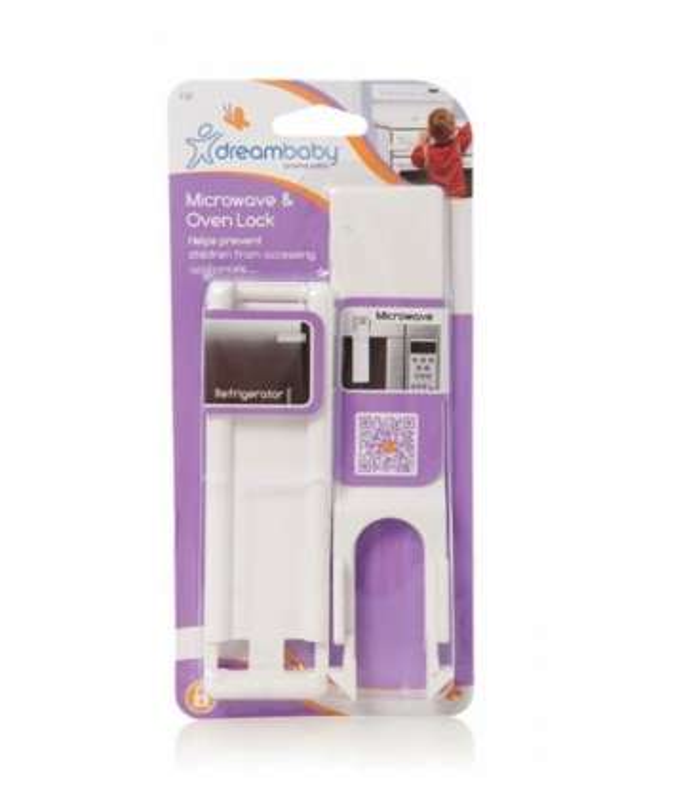 قفل درب یخچال و اجاق گاز دریم بیبی مدل F107 | Dream Baby F107 Microwave and Oven Lock