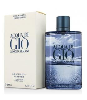 عطر مردانه جورجیو آرمانی آکوآ دی جیو بلو ادیشن Giorgio Armani Acqua di Gio Blue Edition Pour Homme for men
