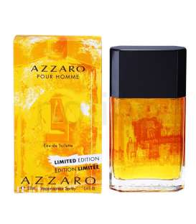 عطر مردانه آزارو پور هوم لیمیتد ادیشن Azzaro Pour Homme Limited Edition 2015