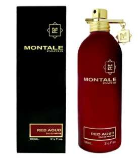 عطر زنانه و مردانه مونتال رد اعود Montale Red Aoud for women and men