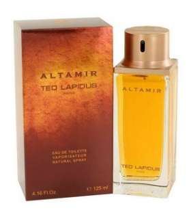 عطر مردانه تد لاپیدوس آلتامیرTed Lapidus Altamir for men
