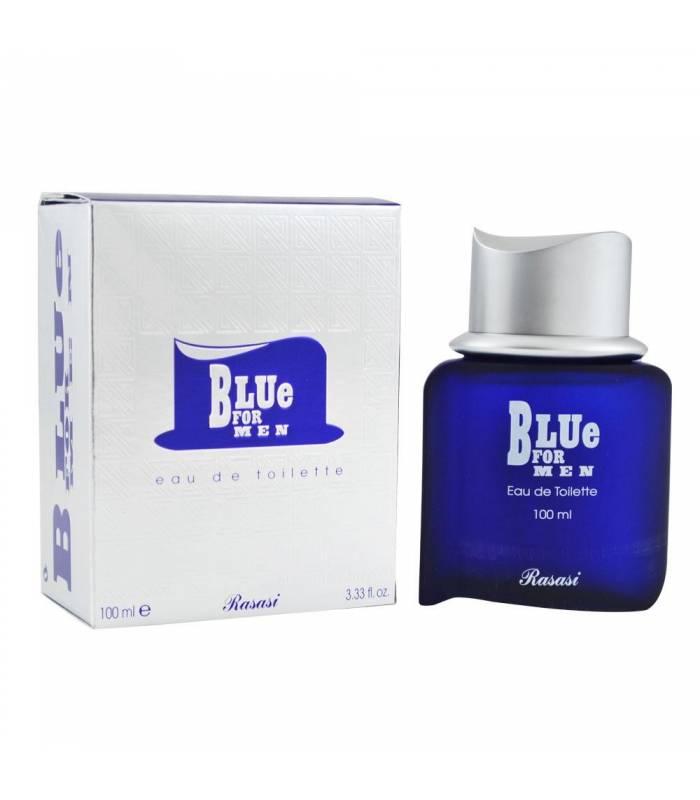 عطر مردانه رصاصی بلو فور من Rasasi Blue for Men