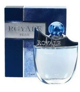 ادکلن مردانه رساسی رویال بلو پور هوم Rasasi Royal Blue Pour Homme for men