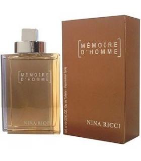 ادکلن مردانه نینا ریچی مموری هوم Nina Ricci Memoire D'homme for men