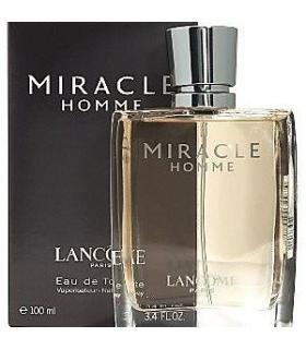 ادکلن مردانه لانکوم میراکل هوم Lancome Miracle Homme for men