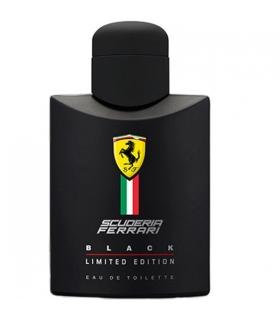 ادکلن مردانه فراری بلک لیمیتد ادیشن Ferrari Black Limited Edition Eau De Toilette For Men