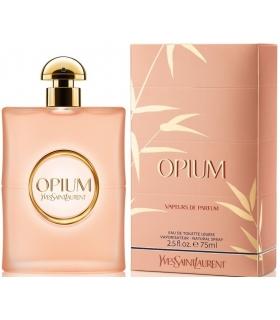 طر زنانه ایوسن لوران اوپیوم واپرس Yves Saint Laurent Opium Vapeurs women
