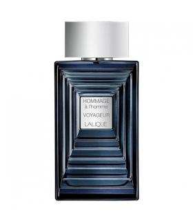 عطرمردانه لالیک هومج ال هوم وویاژر Lalique Hommage Al Homme Voyageur Eau De Toilette For Men