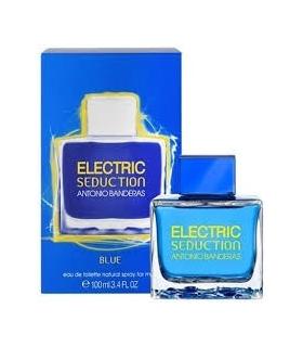 عطر مردانه آنتونیو باندراس الکتریک سداکشن بلو Antonio Banderas Electric Seduction Blue Eau De Toilette For Men