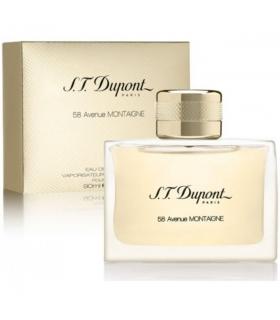 عطر زنانه 58 آونیو مانتیگن پور فیم اس تی دوپونت 58 Avenue Montaigne pour Femme S.T. Dupont for women