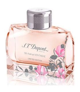 عطر زنانه آونیو مانتیگن پور فیم لیمیتد ادیشن 58 Avenue Montaigne Pour Femme Limited Edition S.T. Dupont
