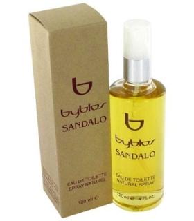 عطر مردانه و زنانه صندلو بیبلوس Sandalo Byblos for women and men