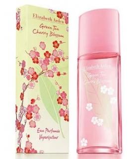 عطر زنانه گرین تی چری بلوسوم الیزابت آردن Green Tea Cherry Blossom Elizabeth Arden for women