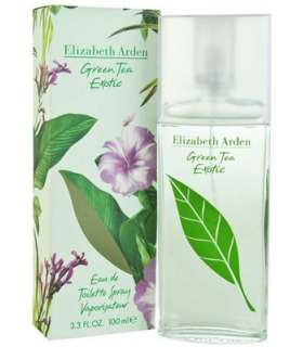 عطر زنانه گرین تی اکسوتیک الیزابت آردن Green Tea Exotic Elizabeth Arden for women