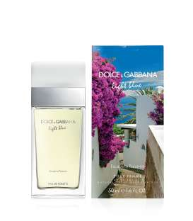 عطر زنانه دلچی گابانا لایت بلو اسکیپ تو پانریا Dolce & Gabbana Light Blue Escape to Panarea