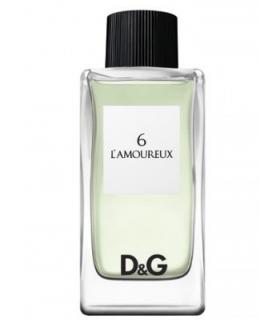 عطر مردانه دی اند جی آنتولوژی لاموروکس 6 D&G Anthology L'Amoureux 6 for men