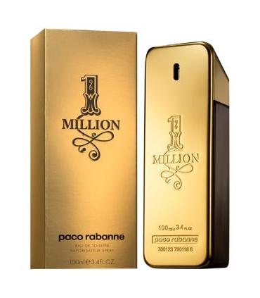 عطر و ادکلن مردانه پاکو رابان وان میلیون 1Million Paco Rabanne for men