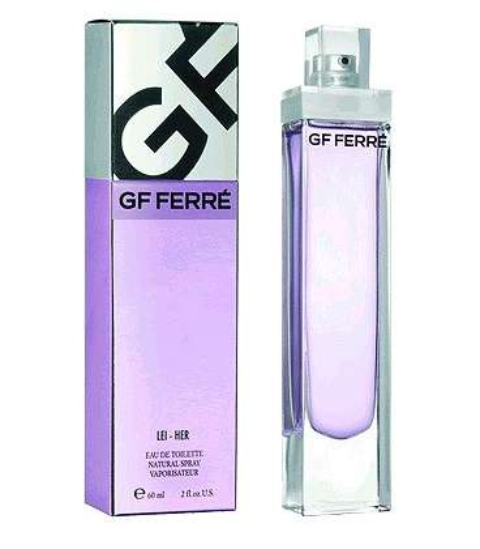 عطر زنانه جی اف فرره لی هر جانفرانکو فرره GF Ferre Her Gianfranco Ferre for women