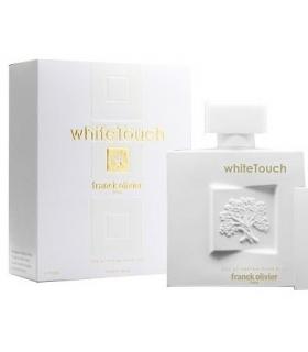 عطر زنانه وایت تاچ فرانک الیور White Touch Franck Olivier for women