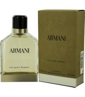 عطر مردانه جورجیو آرمانی ئو پور هوم Giorgio Armani Eau Pour Homme (new) for men