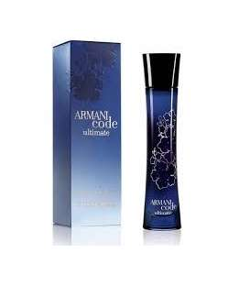 عطر زنانه جورجیو آرمانی کد التیمت فم Giorgio Armani Code Ultimate Femme