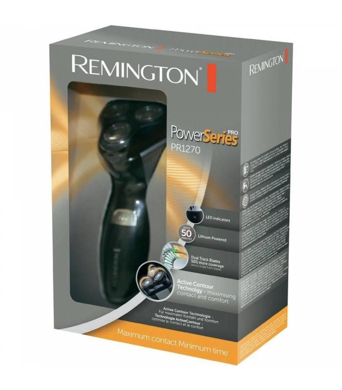ماشین ریش تراش سری قدرتمند و حرفه ای ضد حساسیت پی آر 1270 Remington PR1270 Shaver
