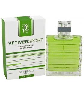 عطر مردانه گرلن وتیور اسپورت Guerlain Vetiver Sport