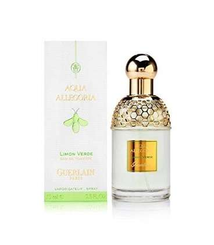 عطر زنانه و مردانه گرلن آکوآ آلگوریا لیمون ورده Guerlain Aqua Allegoria Limon Verde