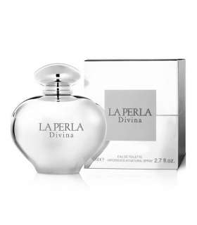 عطر زنانه لاپرلا دیوینا سیلور ادیشن La Perla Divina Silver Edition La Perla Divina Silver Edition