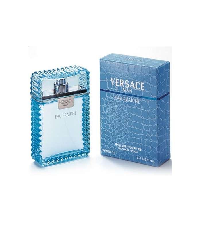 1ee484636 عطر مردانه ورساچه او فرش (او فرچ) Versace Man Eau Fraiche Versace for men