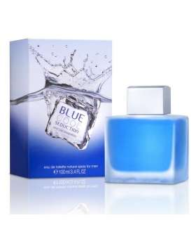 عطر مردانه بلو کول سداکشن آنتونیو باندراس Antonio Banderas Blue Cool Seduction