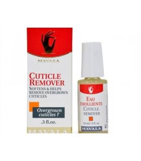 محلول ازبین برنده پوست روی ناخن ماوالا مدل Cuticle Remover Mavala Cuticle Remover Cleanser And Oil Nail 10ml