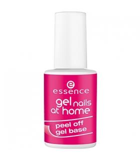 ژل پایه لاک ناخن اسنس مدل ات هوم پیل آف Essence Gel Nails At Home Peel Off Gel Base