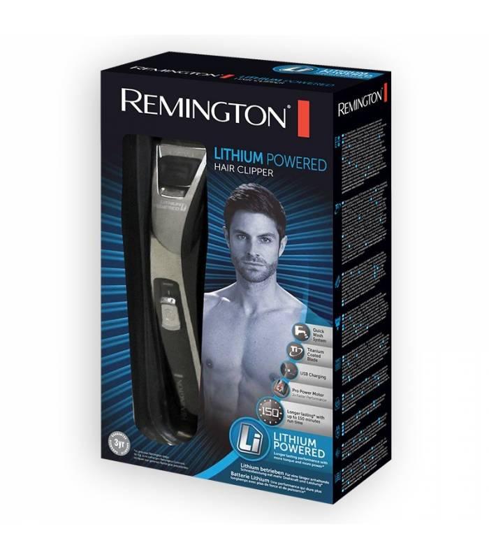 ماشین اصلاح سر و صورت پر قدرت و با دوام اچ سی 5780 رمینگتون Remington HC5780 Hair Clipper