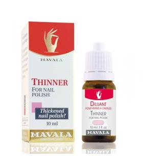 محلول رقیق کننده لاک ناخن ماوالا مدل تینر Mavala Thinner For Nail Polish
