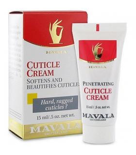 کرم ترمیم کننده و نرم کننده کوتیکول ناخن ماوالا Mavala Cuticle Cream Cleanser And Oil Nail 15ml