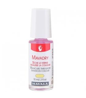 محلول خشک کننده سریع لاک ماوالا مدل ماوادرای Mavala Mavadry Nail Polish 10ml