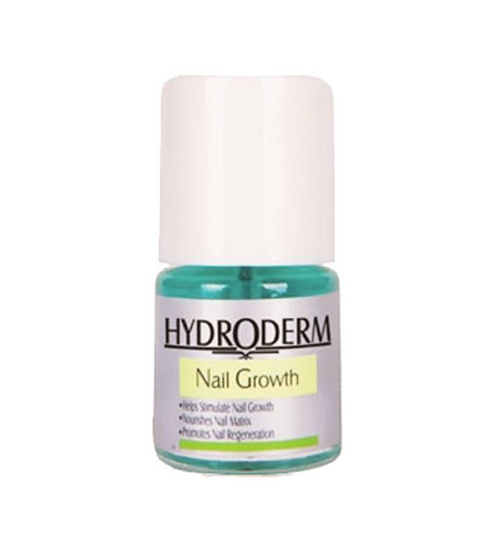 محلول محرک رشد ناخن هیدرودرم Hydroderm Nail Growth 8ml  