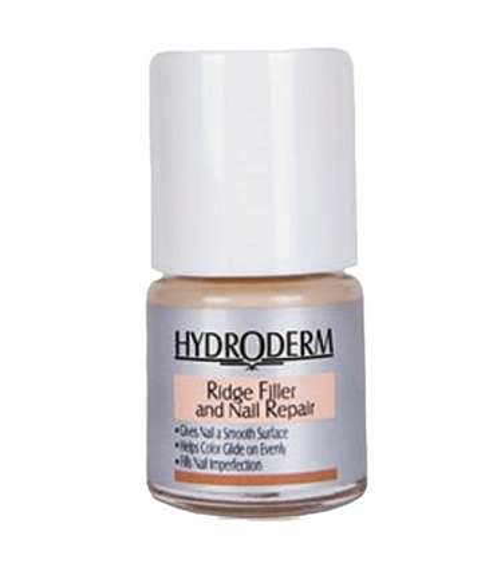 محلول ترمیم کننده ناخن هیدرودرم Hydroderm Ridge Filler and Nail Repair 8ml |